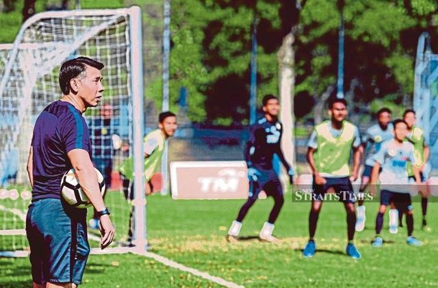 Malaysia vui mừng khi tránh đối đầu sớm đội tuyển Việt Nam - 1