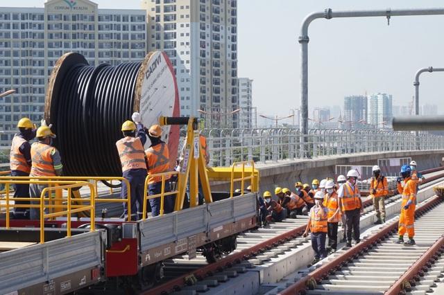 Tắc giải ngân hơn 2.000 tỷ cho metro, Chủ tịch TPHCM cầu cứu Chính phủ - 2