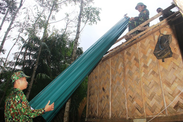 Quảng Trị: Hỗ trợ hơn 4 tỷ đồng xây nhà ở cho hộ nghèo ở huyện miền núi - 1