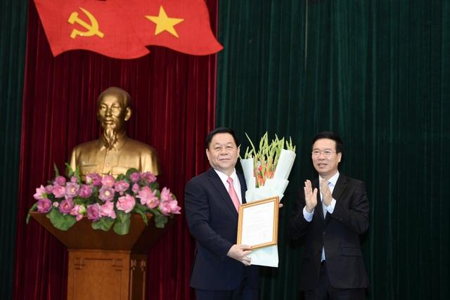 Thượng tướng Nguyễn Trọng Nghĩa làm Trưởng Ban Tuyên giáo Trung ương - 1