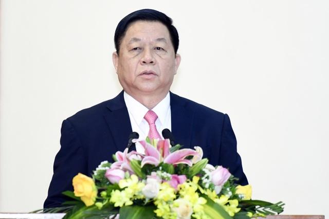 Thượng tướng Nguyễn Trọng Nghĩa làm Trưởng Ban Tuyên giáo Trung ương - 2