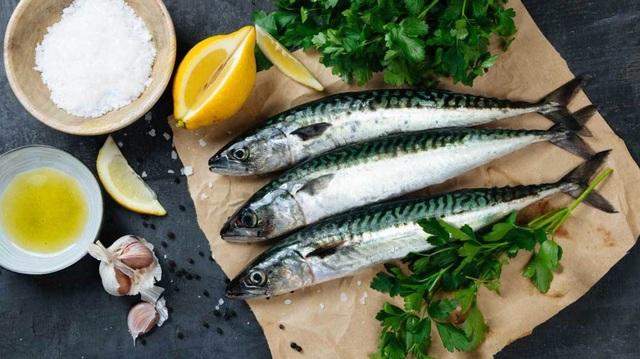 Những loại cá rất tốt cho sức khỏe lá gan - 1