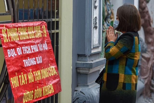 Dừng đón khách vì dịch bệnh, chùa Phúc Khánh tổ chức lễ cầu an trực tuyến - 2