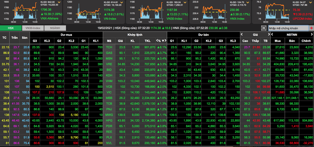 Ức chế lỗi hệ thống, giới đầu tư chứng khoán bó tay nhìn thị trường - 1