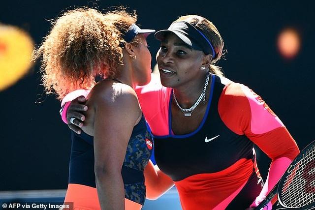 Thấy gì sau khi Serena Williams rời Australian Open trong nước mắt? - 1