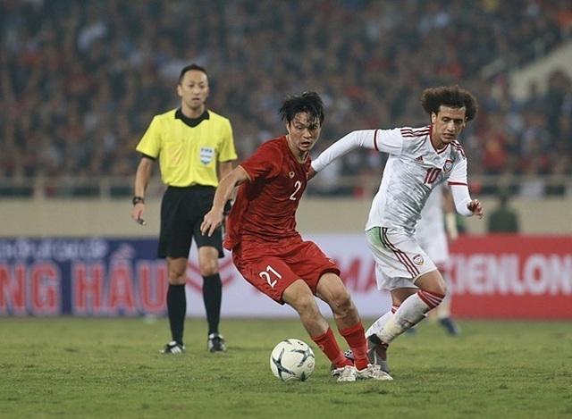 UAE tuyên bố sẽ thắng đội tuyển Việt Nam tại vòng loại World Cup - 1