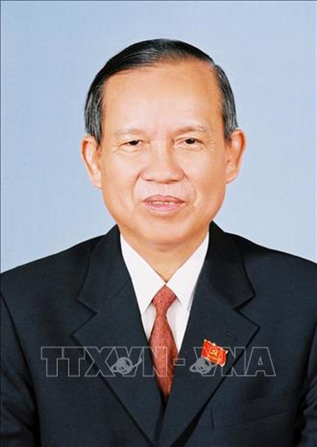 Nguyên Phó Thủ tướng Chính phủ Trương Vĩnh Trọng từ trần - 1