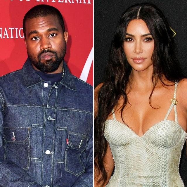 Kanye West và Kim Kardashian: Chuyện tình đẹp đã tan vỡ - 10