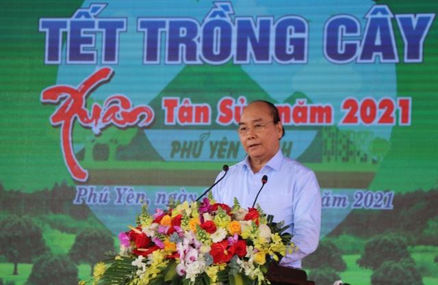 Thủ tướng: Trồng 1 tỷ cây xanh vì một Việt Nam xanh - 3
