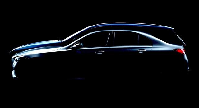 Mercedes-Benz C-Class 2022 sẽ ra mắt chỉ với động cơ chạy điện - 1
