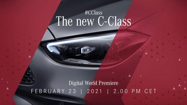 Mercedes-Benz C-Class 2022 sẽ ra mắt chỉ với động cơ chạy điện - 5