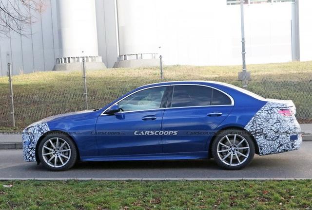 Mercedes-Benz C-Class 2022 sẽ ra mắt chỉ với động cơ chạy điện - 3