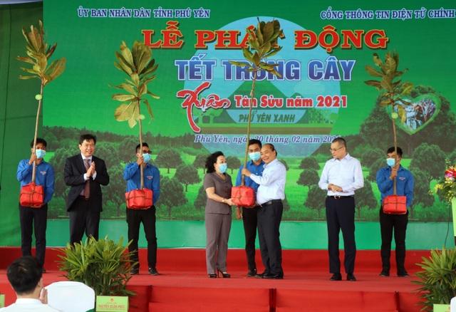 Thủ tướng: Trồng 1 tỷ cây xanh vì một Việt Nam xanh - 4