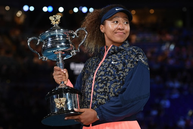 Nc247info tổng hợp: Australian Open: Osaka lần thứ hai lên ngôi vô địch