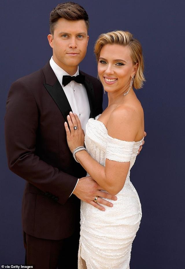 Dấu hiệu khiến minh tinh Scarlett Johansson tự tin ở lần kết hôn thứ 3 - 1