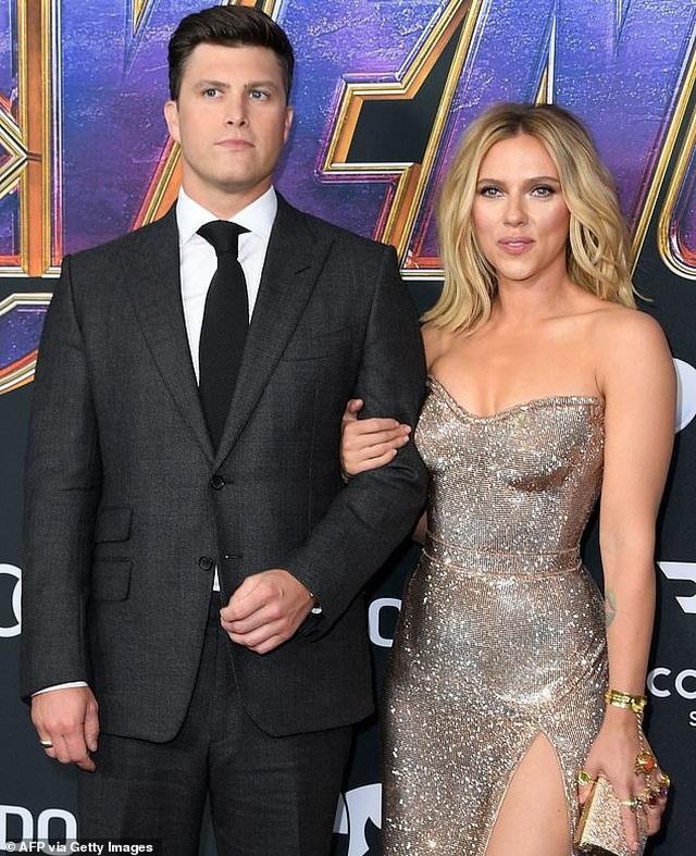 Dấu hiệu khiến minh tinh Scarlett Johansson tự tin ở lần kết hôn thứ 3 - 3