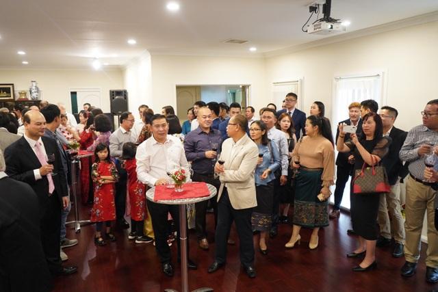 Chuỗi sự kiện mừng Xuân mới đa sắc màu của du học sinh Việt tại Úc - 1