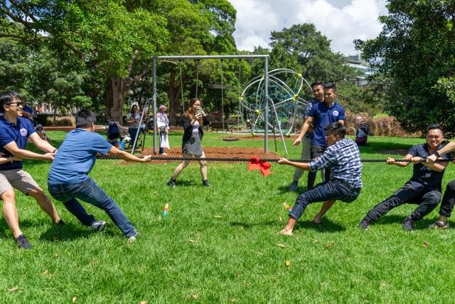 Chuỗi sự kiện mừng Xuân mới đa sắc màu của du học sinh Việt tại Úc - 5