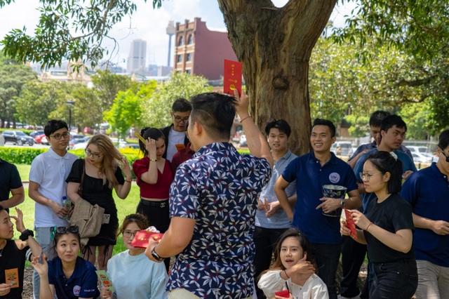 Chuỗi sự kiện mừng Xuân mới đa sắc màu của du học sinh Việt tại Úc - 6