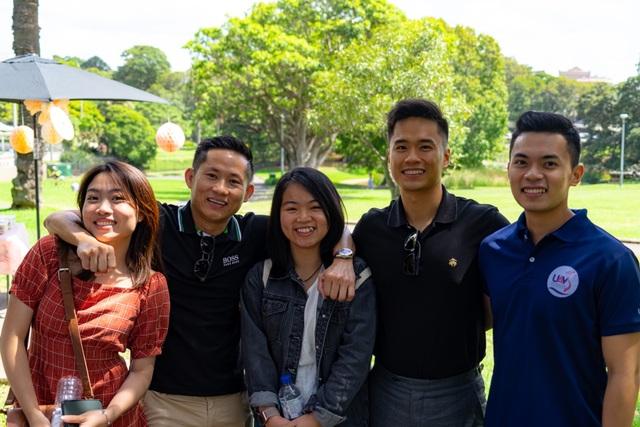 Chuỗi sự kiện mừng Xuân mới đa sắc màu của du học sinh Việt tại Úc - 7