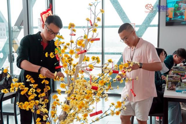 Chuỗi sự kiện mừng Xuân mới đa sắc màu của du học sinh Việt tại Úc - 9
