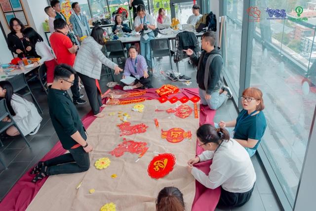 Chuỗi sự kiện mừng Xuân mới đa sắc màu của du học sinh Việt tại Úc - 10