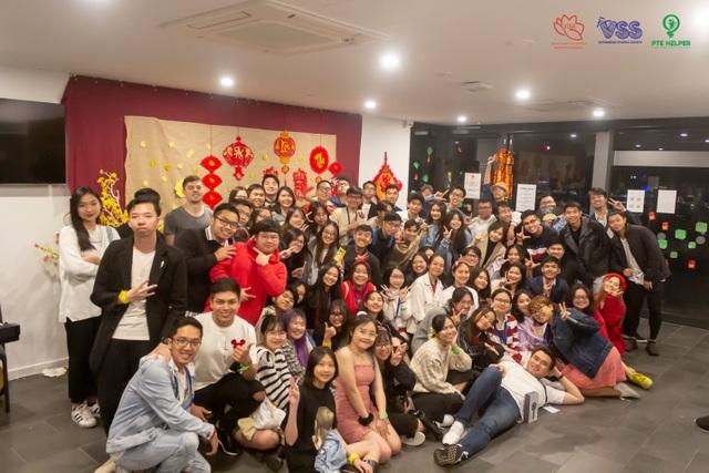 Chuỗi sự kiện mừng Xuân mới đa sắc màu của du học sinh Việt tại Úc - 12