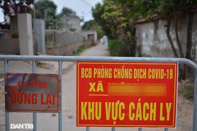 Hải Dương phong tỏa 3 cụm dân cư với hơn 2.000 người ở Kim Thành - 1