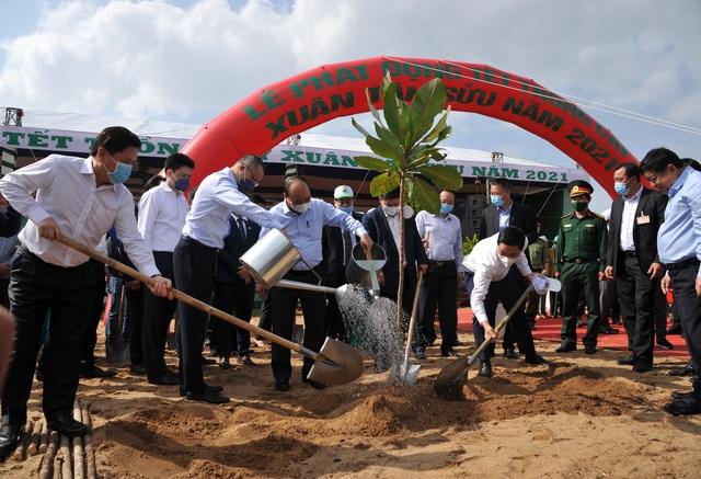 Thủ tướng: Trồng 1 tỷ cây xanh vì một Việt Nam xanh - 2