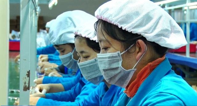 Hơn 95% lao động trong các khu công nghiệp trở lại làm việc sau Tết - 2