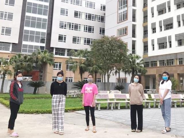 DHS Lào tình nguyện ở lại ăn Tết Việt cùng người dân Hải Dương chống dịch - 1