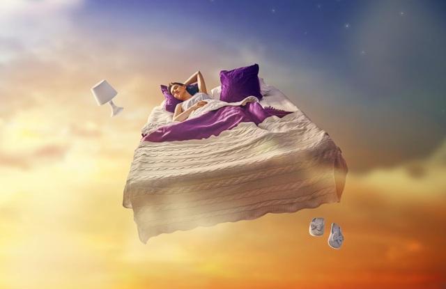 Tìm ra cách giao tiếp với những người đang ngủ và mơ - 1