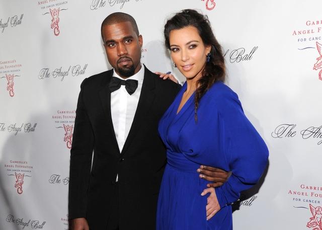 Kanye West và Kim Kardashian: Chuyện tình đẹp đã tan vỡ - 2