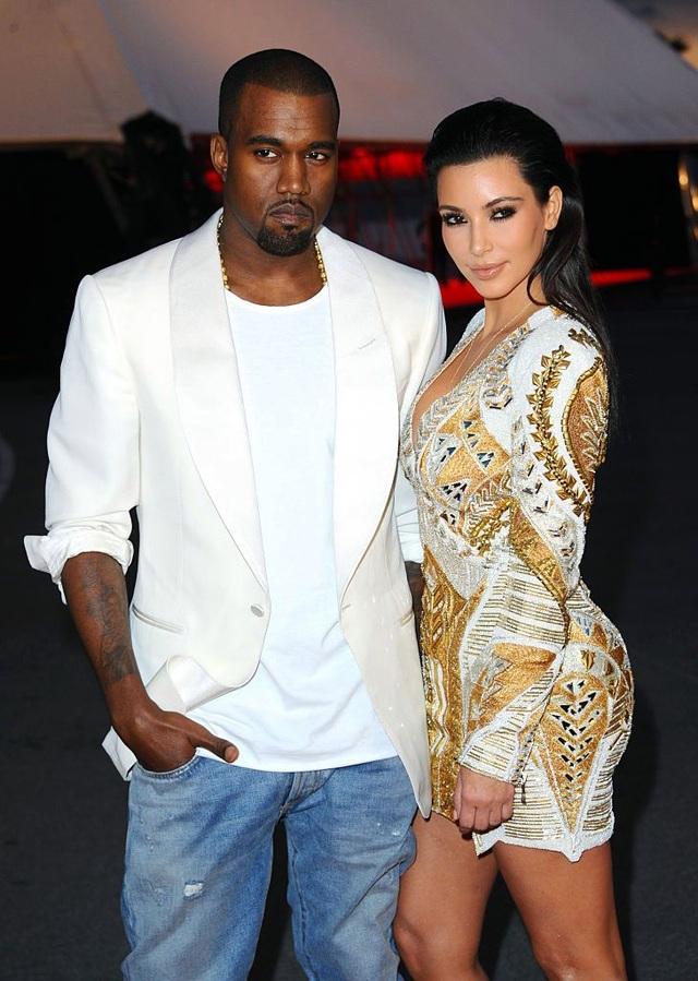 Kanye West và Kim Kardashian: Chuyện tình đẹp đã tan vỡ - 4
