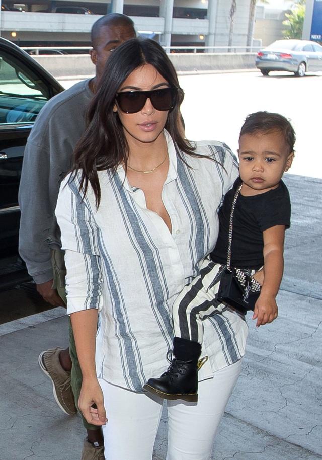 Kanye West và Kim Kardashian: Chuyện tình đẹp đã tan vỡ - 5