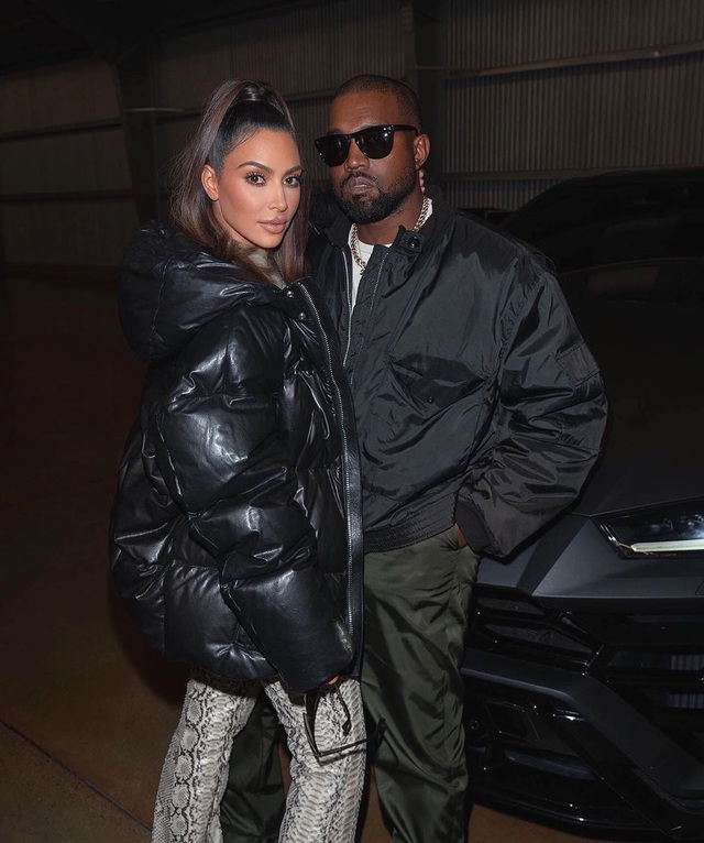 Kanye West và Kim Kardashian: Chuyện tình đẹp đã tan vỡ - 9