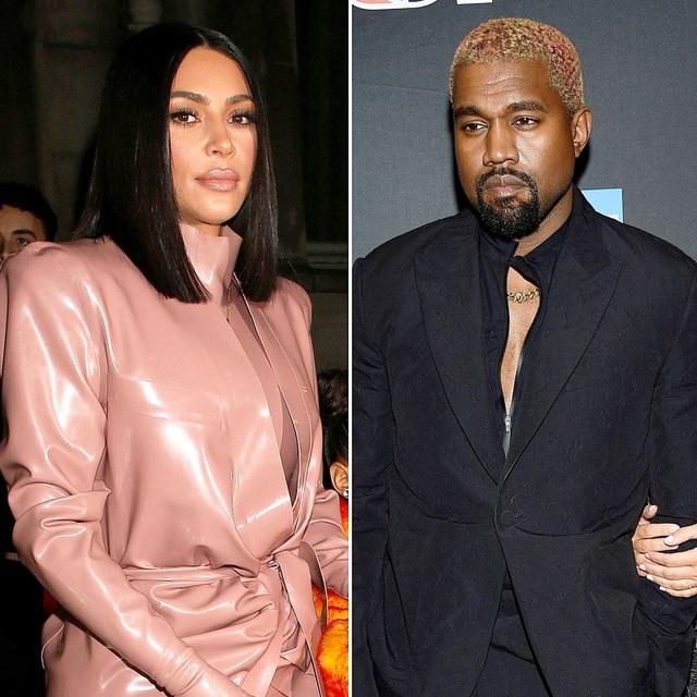 Kim Kardashian và Kanye West: Khi mọi nẻo đường đều dẫn lối chia ly - 1