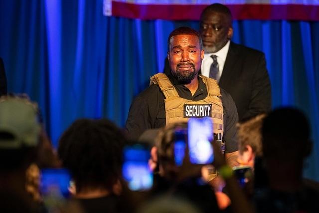Kim Kardashian và Kanye West: Khi mọi nẻo đường đều dẫn lối chia ly - 2