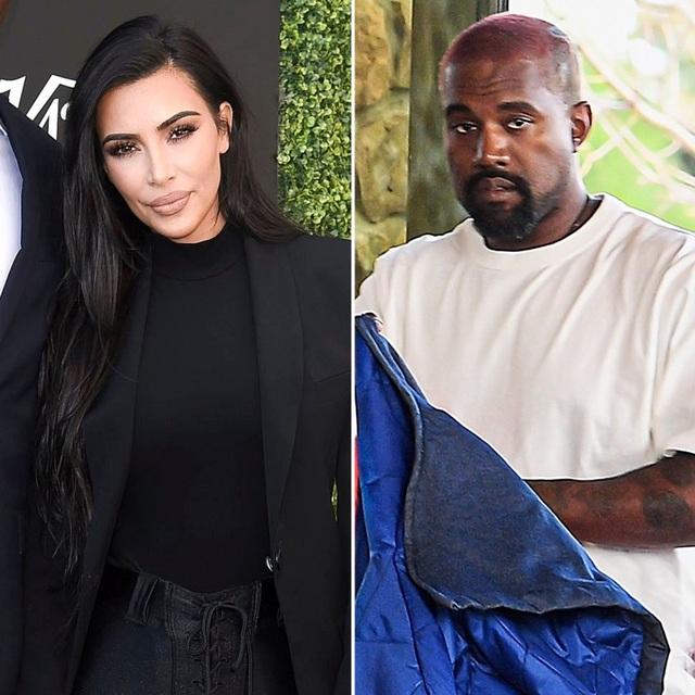 Kim Kardashian và Kanye West: Khi mọi nẻo đường đều dẫn lối chia ly - 3