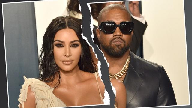 Kim Kardashian và Kanye West: Khi mọi nẻo đường đều dẫn lối chia ly - 6