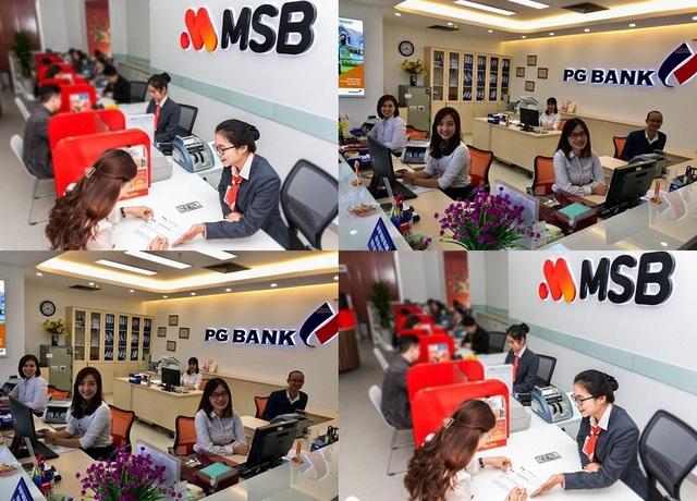 Rộ tin đồn MSB thâu tóm PGBank: Liệu có khớp để về chung một nhà? - 1