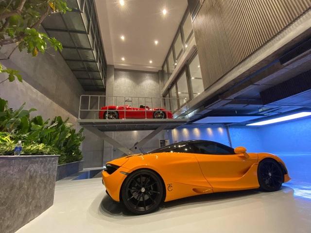 Bên trong garage siêu xe hoành tráng của giới đại gia Việt - 3