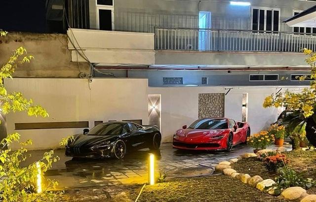 Bên trong garage siêu xe hoành tráng của giới đại gia Việt - 5