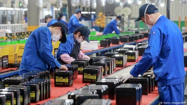 Chuyên gia lý giải nguyên nhân kinh tế Trung Quốc khó chiếm ngôi đầu của Mỹ - 1