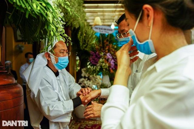 Những dòng tiễn biệt nguyên Phó Thủ tướng Trương Vĩnh Trọng - 11