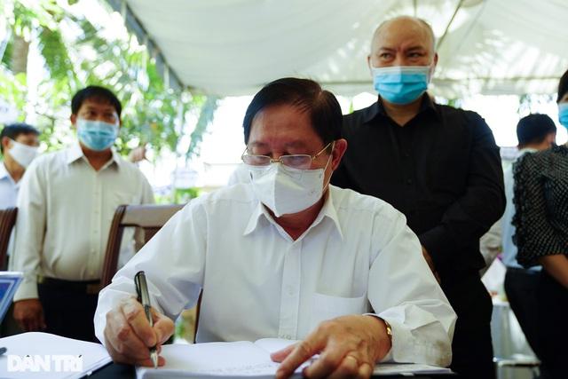 Những dòng tiễn biệt nguyên Phó Thủ tướng Trương Vĩnh Trọng - 4