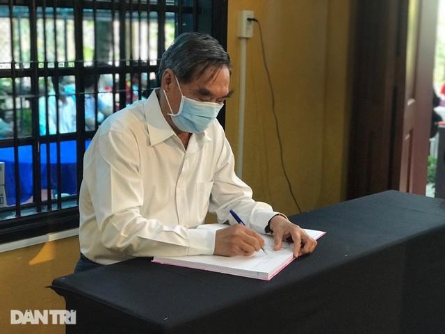 Những dòng tiễn biệt nguyên Phó Thủ tướng Trương Vĩnh Trọng - 2
