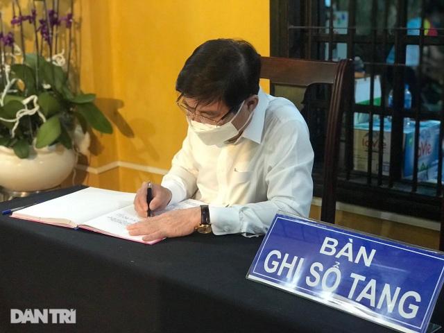 Những dòng tiễn biệt nguyên Phó Thủ tướng Trương Vĩnh Trọng - 5