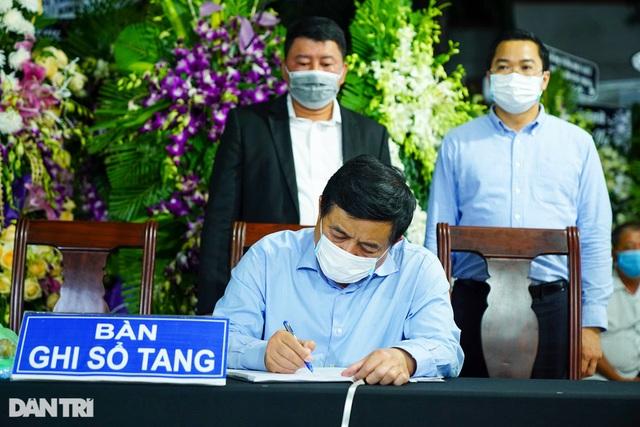 Những dòng tiễn biệt nguyên Phó Thủ tướng Trương Vĩnh Trọng - 7