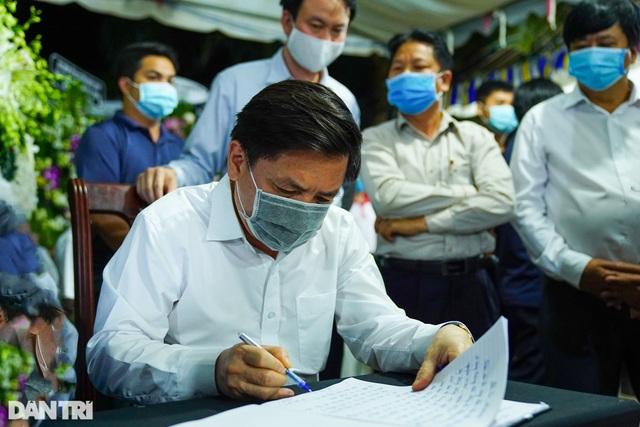 Những dòng tiễn biệt nguyên Phó Thủ tướng Trương Vĩnh Trọng - 6